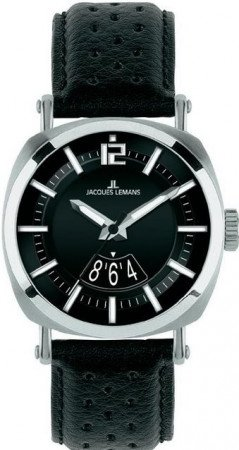 Мужские часы JACQUES LEMANS 1-1740A