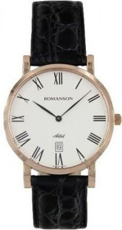 Мужские часы ROMANSON TL5507NMRG WH