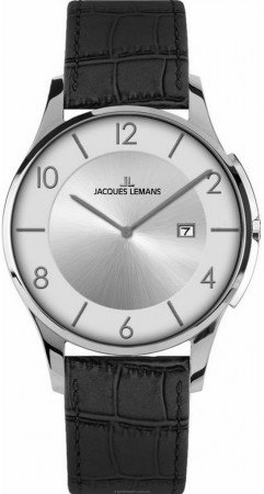 Мужские часы JACQUES LEMANS 1-1777E