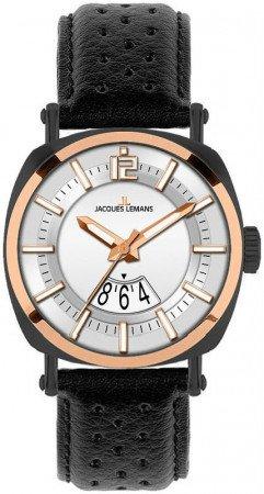 Мужские часы JACQUES LEMANS 1-1740F