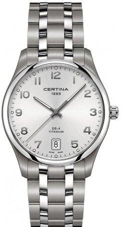 Мужские часы CERTINA C022.610.44.032.00