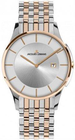 Мужские часы JACQUES LEMANS 1-1781E