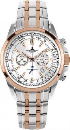 Мужские часы JACQUES LEMANS 1-1117PN