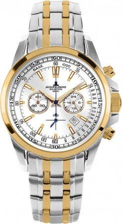 Мужские часы JACQUES LEMANS 1-1117HN