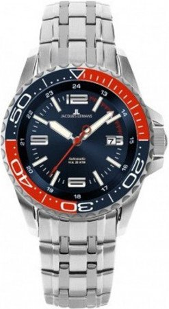Мужские часы JACQUES LEMANS 1-1353F