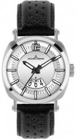 Мужские часы JACQUES LEMANS 1-1740B