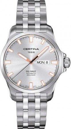 Мужские часы CERTINA C014.407.11.031.01