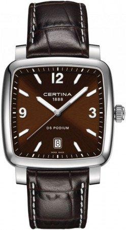 Мужские часы CERTINA C025.510.16.297.00