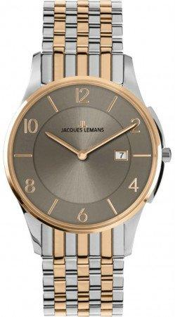 Мужские часы JACQUES LEMANS 1-1781X