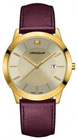 Мужские часы HANOWA 16-4042.02.002