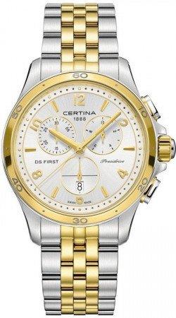Женские часы CERTINA C030.217.22.037.00
