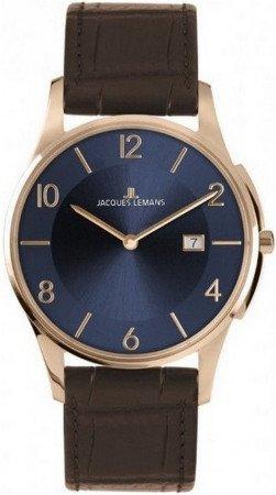 Мужские часы JACQUES LEMANS 1-1777U