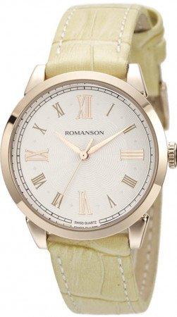 Женские часы ROMANSON RL3201LRG WH