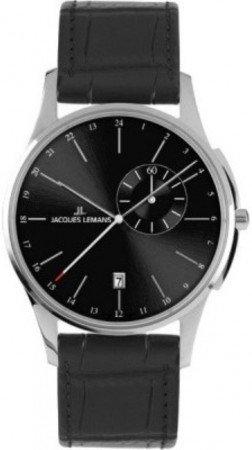 Мужские часы JACQUES LEMANS 1-1744A