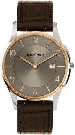 Мужские часы JACQUES LEMANS 1-1777X
