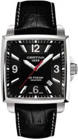 Мужские часы CERTINA C001.510.16.057.00
