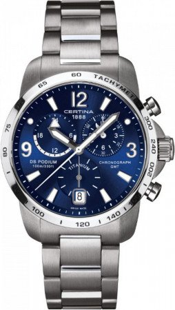 Мужские часы CERTINA C001.639.44.047.00