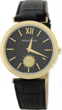 Мужские часы ROMANSON TL3238JMG BK