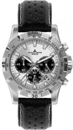 Мужские часы JACQUES LEMANS 1-1670B.1