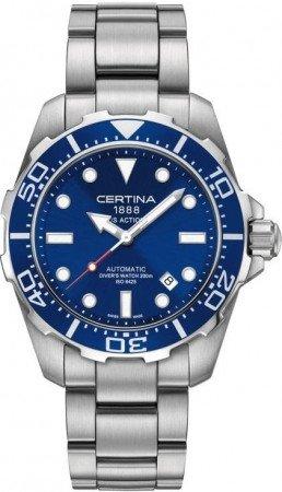 Мужские часы CERTINA C013.407.11.041.00