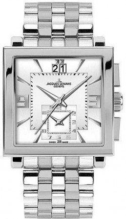 Мужские часы JACQUES LEMANS G-207E