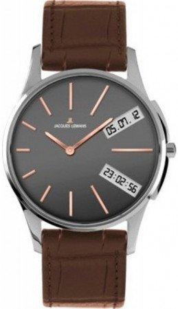 Мужские часы JACQUES LEMANS 1-1788D