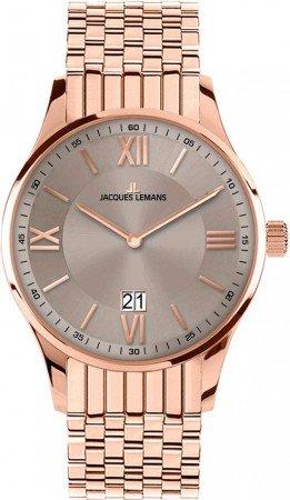 Мужские часы JACQUES LEMANS 1-1845M