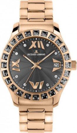 Женские часы JACQUES LEMANS 1-1517ZH