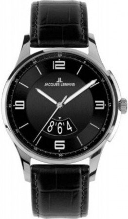 Мужские часы JACQUES LEMANS 1-1736B