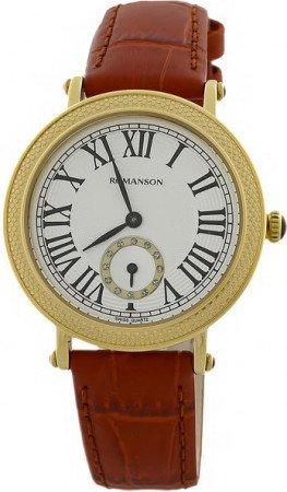 Женские часы ROMANSON RL1253BLGD WH