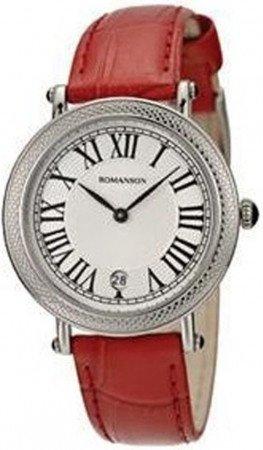 Женские часы ROMANSON RL1253LWH WH