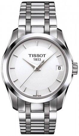 Женские часы TISSOT COUTURIER T035.210.11.011.00