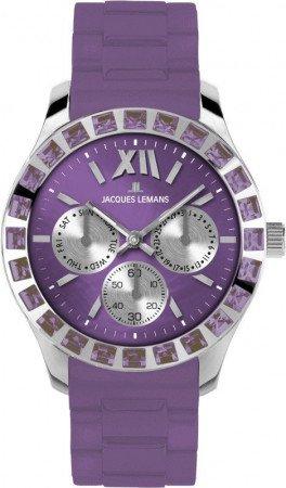 Женские часы JACQUES LEMANS 1-1627U