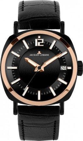 Мужские часы JACQUES LEMANS 1-1647D