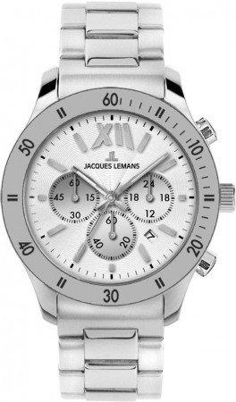 Мужские часы JACQUES LEMANS 1-1679B