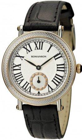 Женские часы ROMANSON RL1253BL2T WH