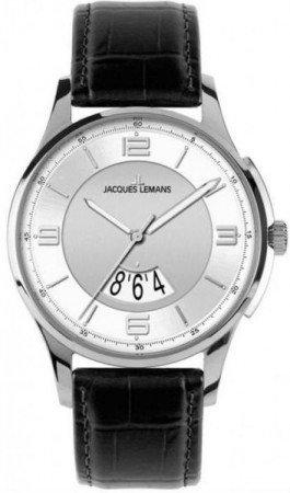 Мужские часы JACQUES LEMANS 1-1736D