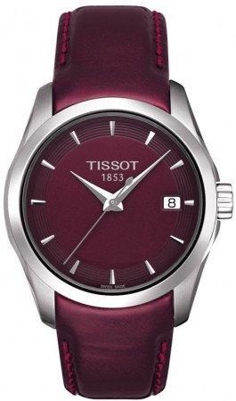 Часы TISSOT T035.210.16.371.00 COUTURIER