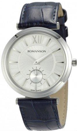 Мужские часы ROMANSON TL3238JMWH WH