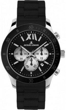 Мужские часы JACQUES LEMANS 1-1586A