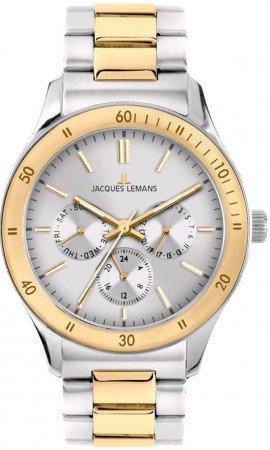 Мужские часы JACQUES LEMANS 1-1691ZH