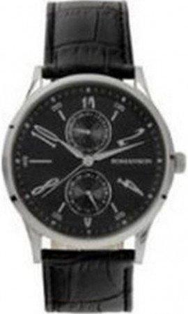 Мужские часы ROMANSON TL2648BMWH BK