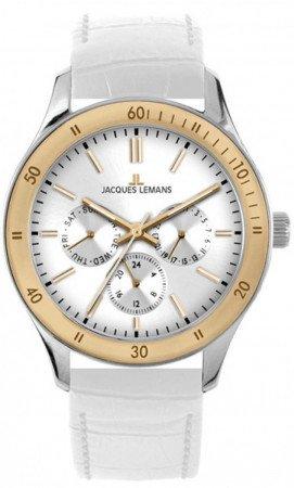 Женские часы JACQUES LEMANS 1-1691ZB