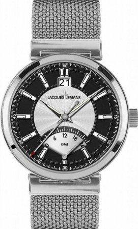 Мужские часы JACQUES LEMANS 1-1697D