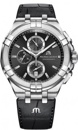 Часы MAURICE LACROIX AI1018-SS001-330-1