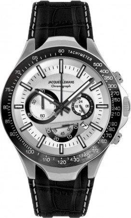Мужские часы JACQUES LEMANS 1-1661B
