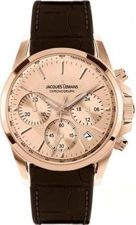 Женские часы JACQUES LEMANS 1-1752J