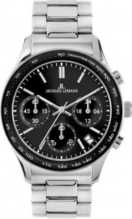 Мужские часы JACQUES LEMANS 1-1586ZG