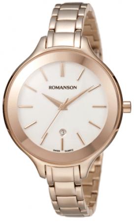 Женские часы ROMANSON RM4208LRG WH
