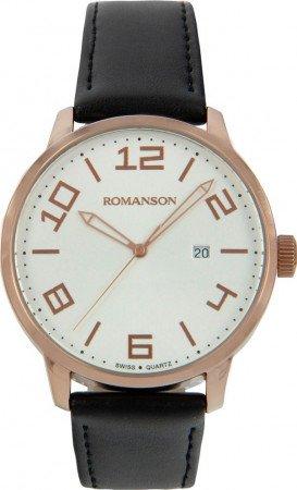 Мужские часы ROMANSON TL8250BMRG WH